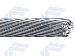 Wire rope 1x19