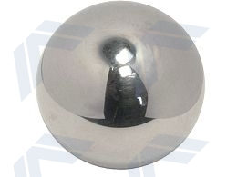ESS massive ball with internal thread, polished